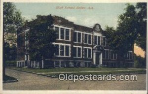 High School, Selma - Alabama AL