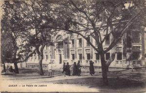 Le Palais De Justice, Dakar, Senegal, Africa, 1900-1910s