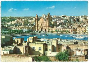 Malta, Msida, 1967 used Postcard