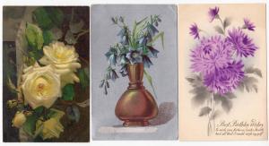 3 - Flowers