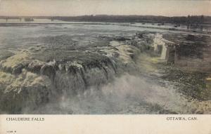 OTTAWA, Ontario, Canada, 1900-10s; Chaudiere Falls
