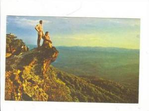 Blowing Rock, over Looking St. Johns Valley, Western North Carolina, 40-60s