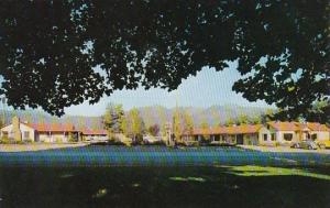 California Yreka El Rancho Motel 1235 South Main Street