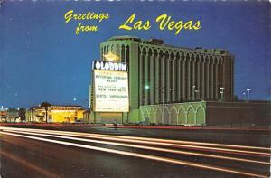 Aladdin Hotel - Las Vegas, Nevada