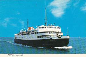 Canada Ferry and Ice Breaker M V S Abegweit