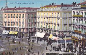 MADRID , Spain , 00-10s ; Puerta del Sol