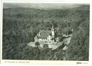 Germany, Der Freischutz im Schwerter Wald, 1963 used Postcard