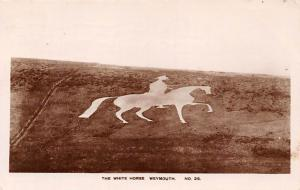 Weymouth The White Horse 1927