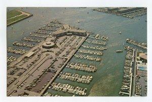 Postcard The Close In Getaway Marina Del Rey Hotel California Standard View Card