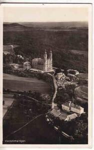Germany - Vierzehnheiligen Aerial Real Photo 1940