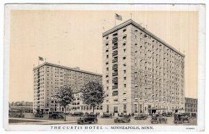 Minneapolis, Minn, The Curtis Hotel