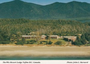 TOFINO , B.C. , Canada , 1950-70s ; TIN-WIS Resort Lodge