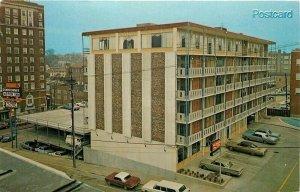 MS, Vicksburg, Mississippi, Downtown Motor Inn, Shedd Brown No. J3905