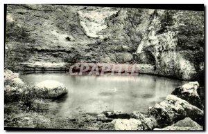 Old Postcard Vaucluse The Vaucluse Fountain Lake Source De La Sorgue