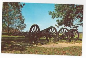 Valley Forge PA National Historical Park Artillery Cannon