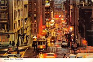 - Powell Street Cable Cars