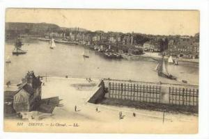 Dieppe , France, PU-1911, Le Chenal