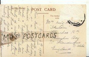 Genealogy Postcard - Kinghow - Penryhn Bay - Nr Llandudno - N. Wales - Ref 746B
