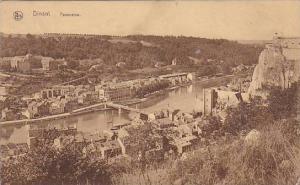 Belgium Dinant Panorama 1927