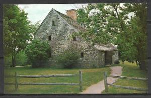 Massachusetts, Sandwich - Old Hoxie House - [MA-385]