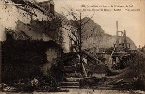 CPA  Militaire - Reims - Orphelinat des Soeurs de St-Vincent de Paul  (696838)