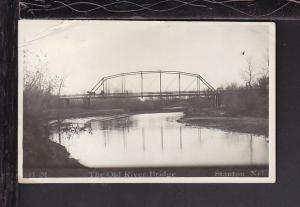 The Old River Bridge,Stanton,NE BIN
