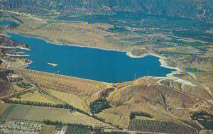 California San Fernando Valley Sepulveda Reservoir