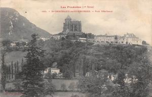 France Les Pyrenees St Bertrand de Comminges Vue Generale Panorama