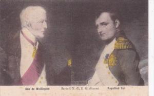 Duke Of Wellington & Napoleon 1st
