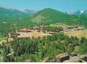 Colorado Rocky Mountains National Park Y M C A Conference Grounds Near Estes ...