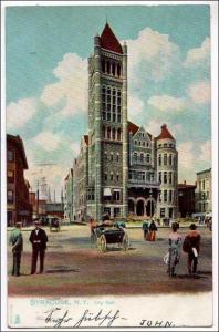 City Hall, Syracuse NY