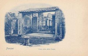 POMPEI, Campania, Italy, 1900-1910's; Casa detta della Caccia