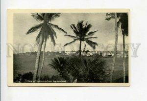 3172151 Kenya Mombasa from Mainland Vintage photo postcard