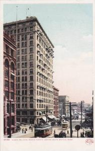 Alaska Building, Second Avenue,looking South,Seattle,Washington,00-10s