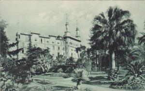 Une Vu Du Parc, Alhambra- Hotel Leospo, Nice (Alpes Maritimes), France, 1900-...