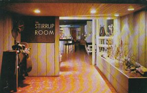 Stirrup-Room Hotel Multnomah Portland Oregon
