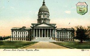 KS - Topeka. State Capitol