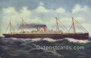 Steamship Baltic Steam Ship Postcard Post Cards  Steamship Baltic