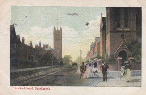 SPARKBROOK , England , 1906 ; Stratford Street