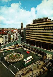 CPM Porto Place de D.Jean I PORTUGAL (750648)