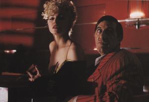 Al Pacino as Big Boy Caprice w/ Madonna as Breathless Mahoney in Club Ritz, F...