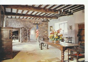 Durham Postcard -Old Hall - Washington - Ref 12659A