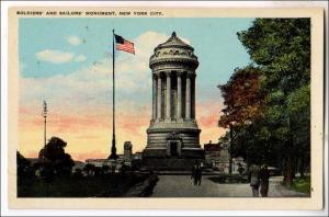 Soldiers & Sailors Monument, NYC