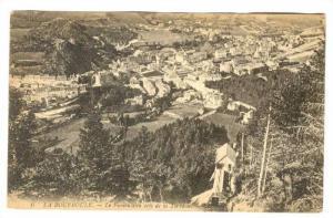 Le Funiculaire Pris De La Terrasse, La Bourboule (Puy-de-Dôme), France, 1900...