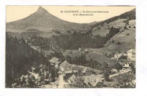 Dauphiné, St-Pierre-de-Chartreuse (Isere) et le Chamechaude, France, 00-10s