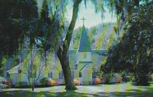 Georgia Saint Simons Island Christ Church Frederica