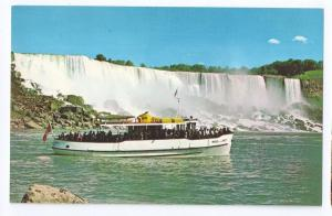Niagara Falls NY Maid of the Mist Tour Steamer
