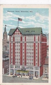 Wisconsin Milwaukee The Wisconsin Hotel