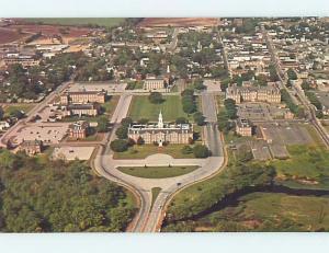 Unused Pre-1980 CAPITOL BUILDINGS AERIAL VIEW Dover Delaware DE A4611@