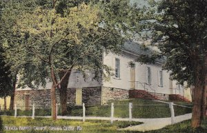 SPRING CREEK, Pennsylvania; German Baptist Church, 1909